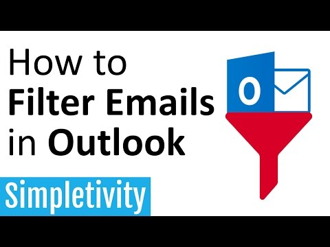 How to Filter Emails in Outlook (Rules for a cleaner inbox)