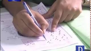 Entrance test for medical colleges of Punjab