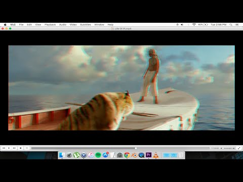 How to watch 3D movies in VLC Player (Mac/PC)