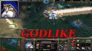 DOTA 1 - SNIPER GODLIKE GAMEPLAY | Warcraft 3 - Frozen Throne