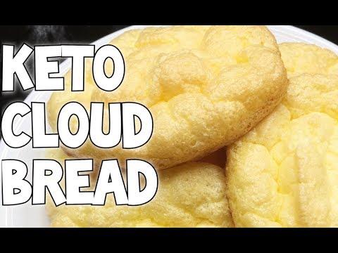 Cloud Bread | Cheese Free | Keto & Paleo