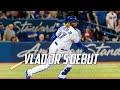 MLB Vladimir Guerrero Jrs Debut