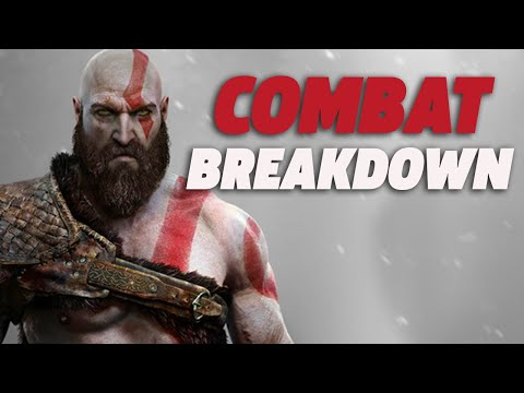 God Of War PS4 - How The New Combat System Works