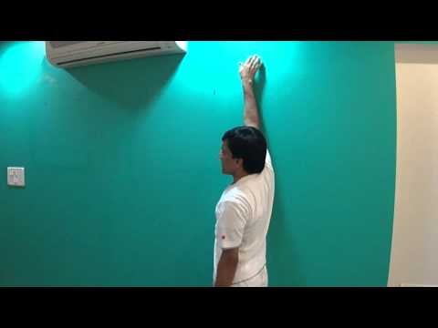 Exercises for Frozen Shoulder by Dr Mahesh Maheshwari, Orthopedician, Navi Mumbai