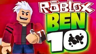 I AM ALBEDO! (Roblox Ben 10 Universal Showdown) #5