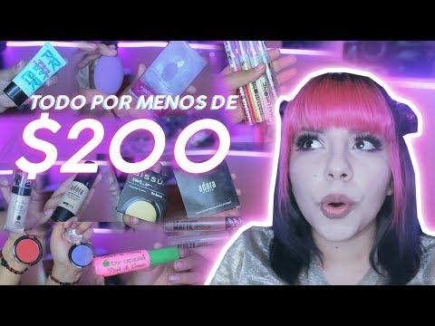 MEGA HAUL MAQUILLAJE ECONÓMICO + RESEÑA (Bissú, Adara,  Beauty Creations, Prolux, L.A COSMETICS)