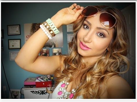 summer favorites (makeup,tanning lotions,hair products and more)