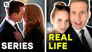 Suits Real-life Couples Revealed  ⭐ OSSA Radar