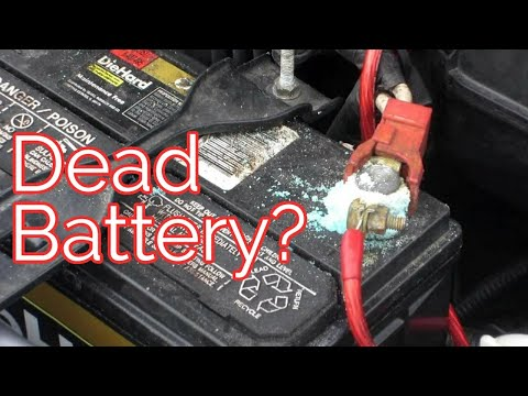 Cleaning Car Battery Corrosion