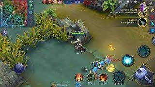 mobile legends:GameGuardian best mod for play