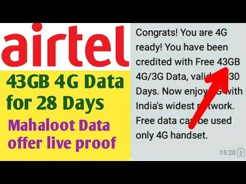How to buy internet bundle on airtel -