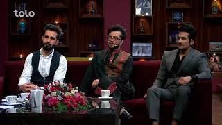 Download زیر چتر عید قربان - بازی کروکی با حسام فرزان، ایمل آصفی و سمیر صدیقی Video