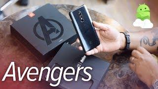 OnePlus 6 Marvel Avengers Edition: 8GB + 256GB, Exclusive Design + Case!