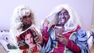 SHASHA MANNEQUIN PRINCESS STORY - Shiloh and Shasha - Onyx Kids
