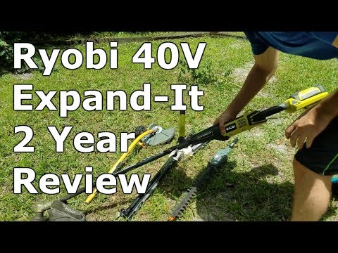 Ryobi 40 Volt Expand It Review - 2 Years Later