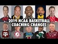 Talking College Basketball Coaching Hires