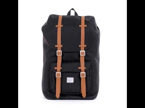 Herschel Little America Backpack - Standard vs Mid Volume Review