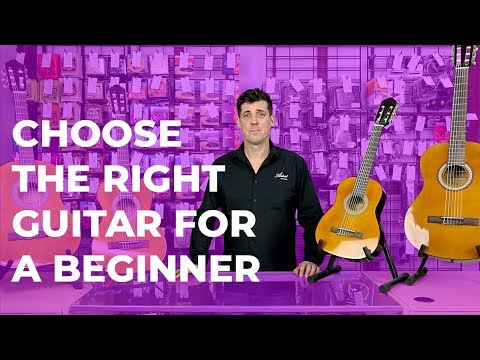 How to Choose a Guitar for a Beginner?
