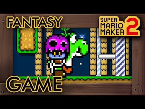 Super Mario Maker 2 - Unique