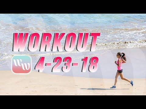 Workout 4-23-18