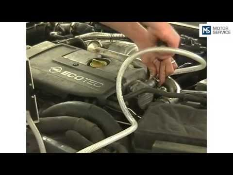 Motor Service Group - Vacuum pumps Damage from lack of lubricating oil