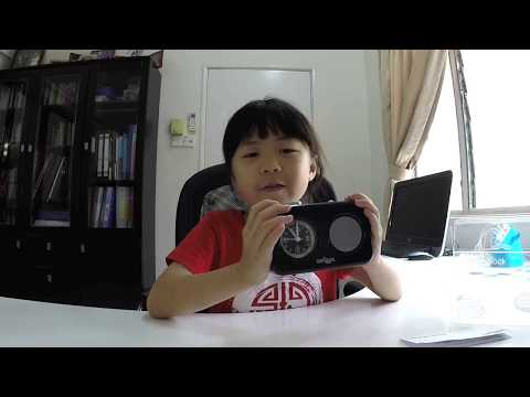 Smiggle Talking Clock Review