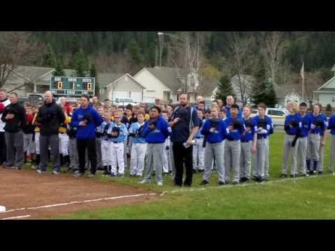 Coeur d'Alene Little League Opening Day Idaho