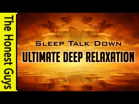 Guided Sleep Meditation. Ultimate Deep Relaxation Sleep Talk Down. Healing for Insomnia