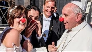 Pope Francis First Year in the Vatican for Time Magazine