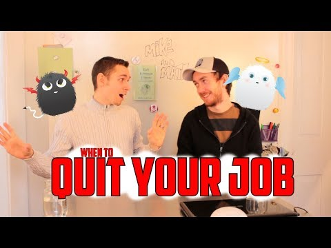 When to Quit Your Job - Financial Independence Retire Early -Quitting Your Job and Early Retirement