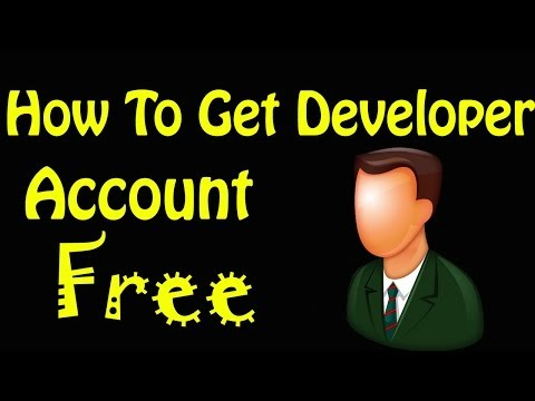 How To Get Developer Account For Windows Phone #FREE