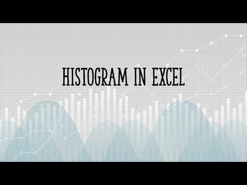 Histogram in Excel 2007