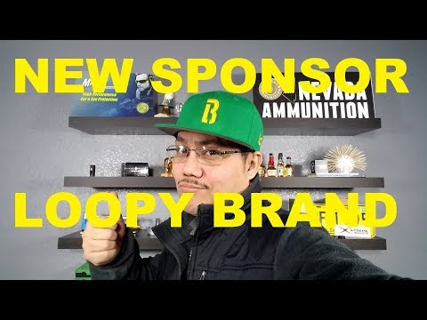 RELOAD HAWAII NEW SPONSOR LOOPY BRAND CLOTHING
