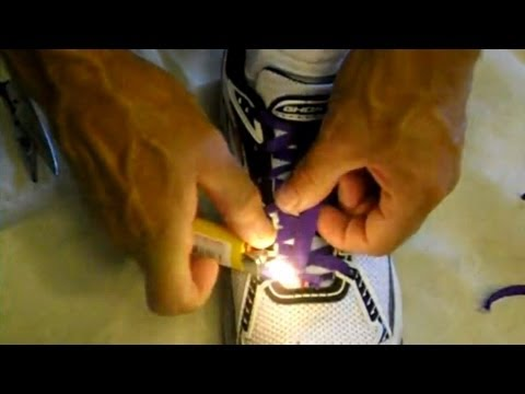 How To Install/Use Lace Locks On Running Shoes