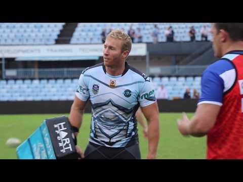 Why the Cronulla Sharks choose HART Sport