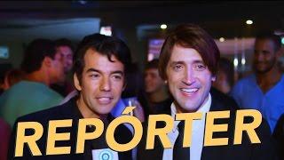 Repórter - Paulo Gustavo - 220 Volts - Humor Multishow