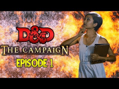 A Dark and Stormy Night - Dungeons & Dragons // The Campaign | Snarled
