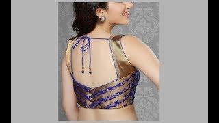 Designer Blouse Cutting And Stitching  Tamil(diy) - 3