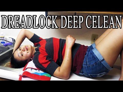 Dreadlock Deep Clean