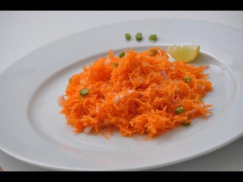 നാടൻ കാരറ്റ് സലാഡ് ||Simple Carrot Salad||Healthy Salad|| Diet Food -Episode no:195