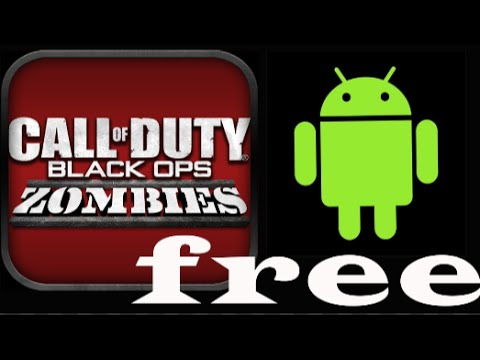HOW TO GET CALL OF DUTY BLACK OPS ZOMBIES FOR FREE   (2016 NO ROOT)