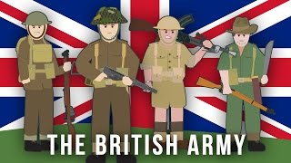 WWII Factions:  The British Army