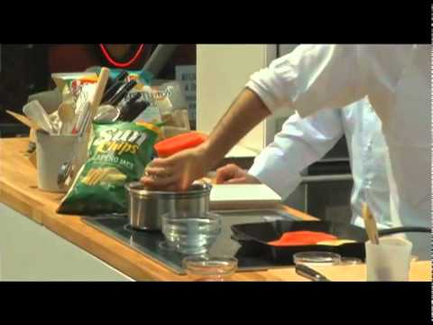 The Frito-Lay® Flavor Kitchen™ Times Square Live: Grilled Watermelon and Grilled Manouri