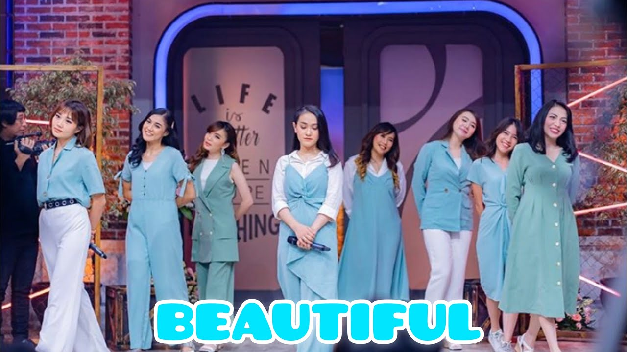 "Download Cherrybelle "" Beautiful "" at OPERA VAN JAVA MP3 Gratis"
