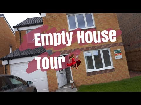 Empty House Tour 💃🏾