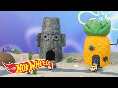 Xxx Mp4 The SpongeBob Squarepants Bikini Bottom Bandit Strikes Again Hot Wheels 3gp Sex