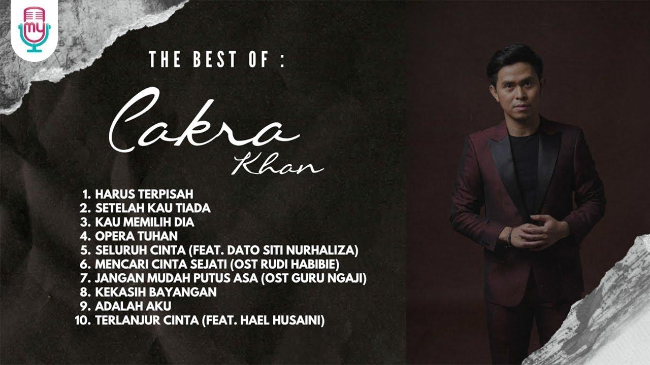 Download The Best Of Cakra Khan MP3 Gratis