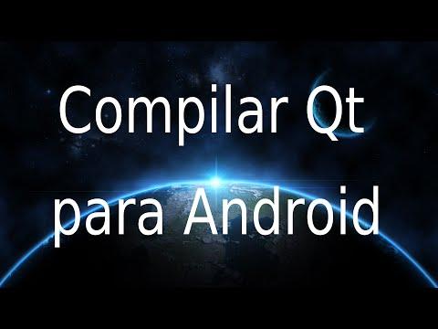 Compilar Qt para Android desde Ubuntu 16.04