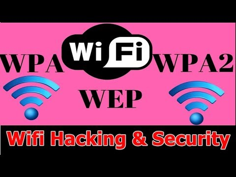 Types Of WiFi Security WEP, WPA & WPA2  | How To Secure Wi-Fi/Wireless Networks From Hackers