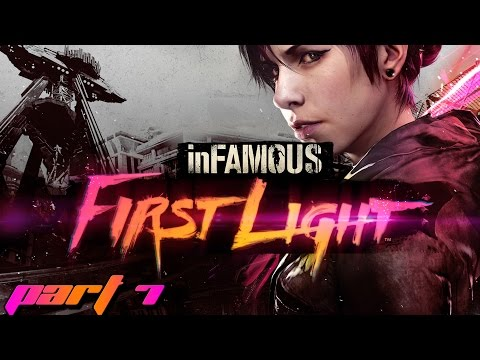 InFAMOUS: First Light - Part 7 - Poor Jenny